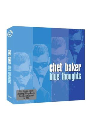 Chet Baker - Blue Thoughts (5 CD Box Set) (Music CD)
