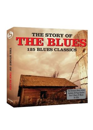 Various Artists - The Blues Story (5 CD Box Set) (Music CD)