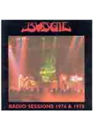 Budgie - Radio Sessions 1974 And 1978 (Music CD)