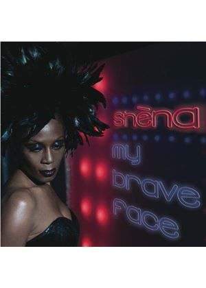 Shena - My Brave Face (Music CD)