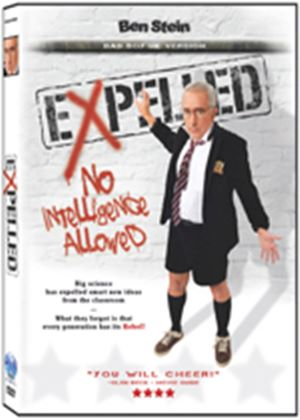 Expelled - No Intelligence Allowed