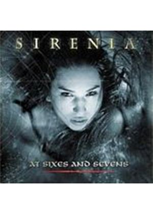 Sirenia - At Sixes And Sevens (Music CD)