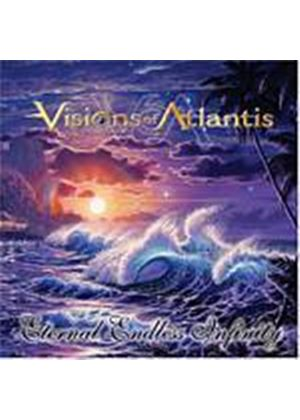 Visions Of Atlantis - Eternal Endless Infinity (Music CD)