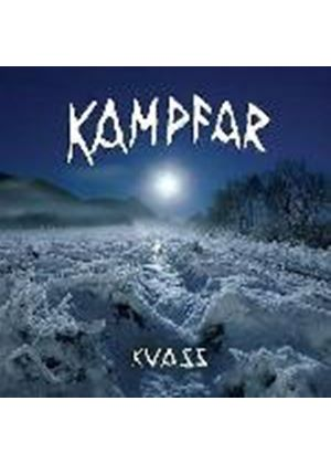 Kampfar  - Kvass (Music CD)