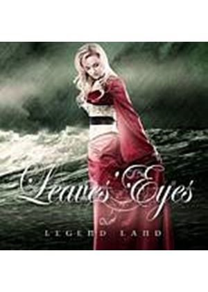 Leaves Eyes - Legend Land (Music CD)