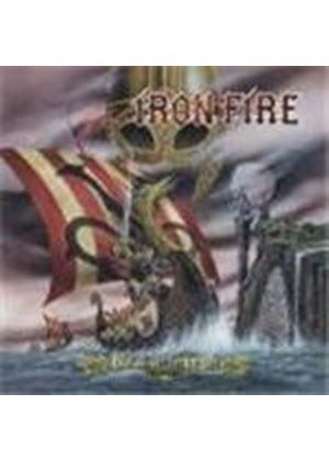 Iron Fire - Blade Of Triumph (Music CD)