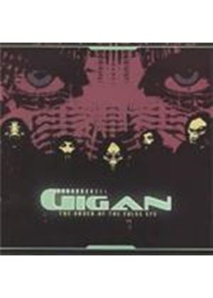 Gigan - Order Of The False Eye, The (Music CD)