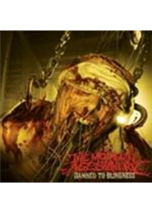 Modern Age Slave - Damned To Blindness (Music CD)