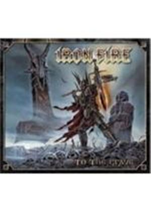 Iron Fire - To The Grave (Limited Edition) (Music CD)