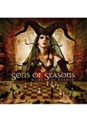 Sons Of Seasons - Gods Of Vermin (Music CD)