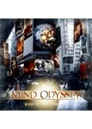 Mind Odyssey - Keep It All Turning (Music CD)