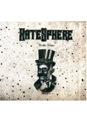 Hatesphere - To The Nines (Limited Edition) (Music CD)