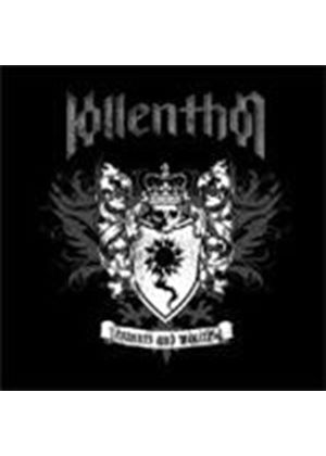 Hollenthon - Tyrants And Wraiths (Music CD)