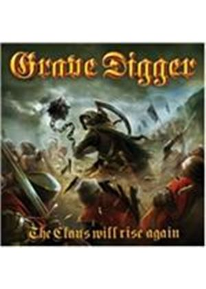 Grave Digger - Clans Will Rise Again, The [Digipak] (Music CD)