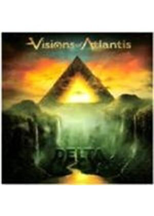 Visions Of Atlantis - Delta (Music CD)
