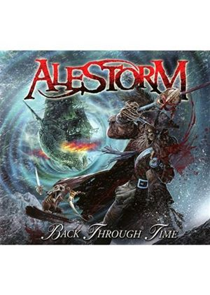 Alestorm - Back Through Time (Limited Edition) [Digipak] (Music CD)
