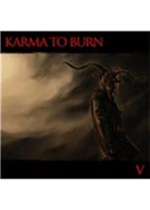 Karma To Burn - V (Music CD)