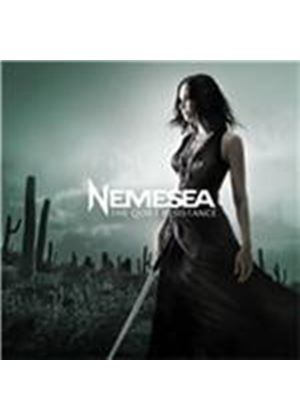 Nemesea - Quiet Resistance (Music CD)