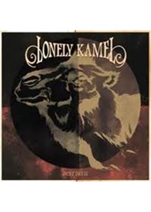 Lonely Kamel - Dust Devil (Music CD)