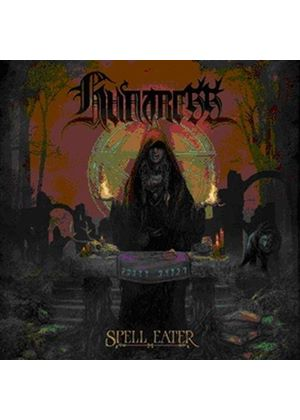 Huntress - Spelleater (Ltd) (Music CD)