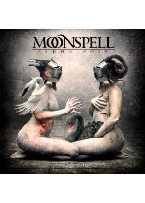Moonspell - Alpha Noir (Limited Edition) (Music CD)