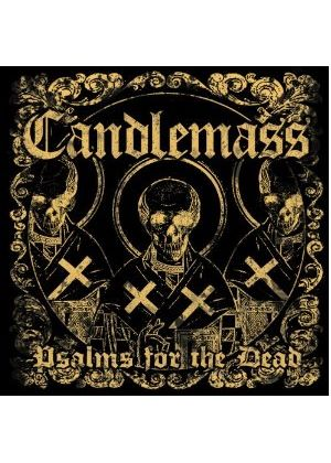 Candlemass - Psalms For the Dead (+DVD)