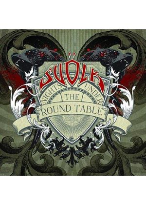 Svölk - Nights Under the Round Table (Music CD)