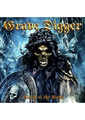 Grave Digger - Clash of the Gods (Music CD)