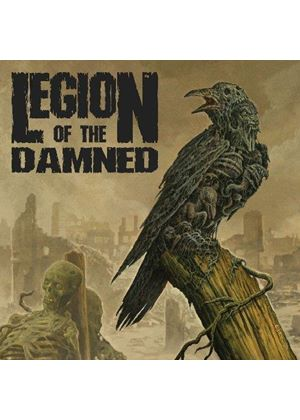 Legion of the Damned - Ravenous Plague (+DVD) (Music CD)
