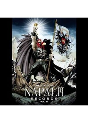 Various Artists - The Realm Of Napalm Records, Vol. 3 (+DVD)