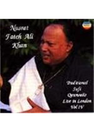 Nusrat Fateh Ali Khan - Traditional Sufi Qawwalis Vol.4