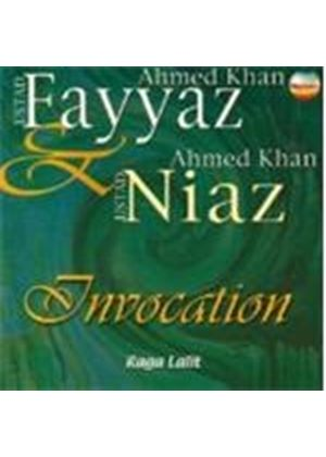 Ustad Faiyaz And Niaz Ahmed Khan - Invocation (Music CD)
