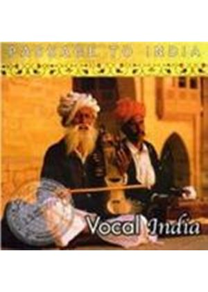 Various Artists - India - Passage To India/Vocal India Vol.1