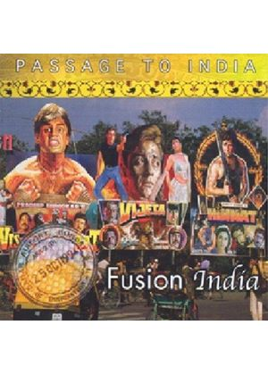 Various Artists - India - Passage To India/Fusion India Vol.1