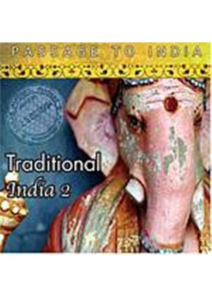 Various Artists - Traditional India 2 (Music CD)