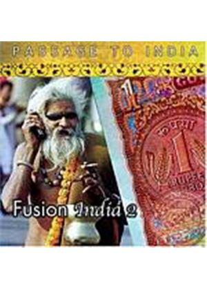 Various Artists - Fusion India 2 (Music CD)