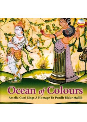 Ocean of Colours: A Homage to Pandit Bidur Mallik (Music CD)