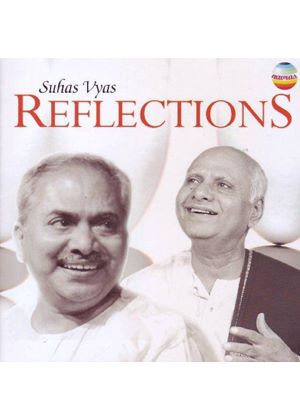 Suhas Vyas - Reflections (Live Recording) (Music CD)