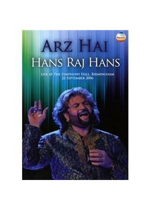 Hans Raj Hans - Arz Hai (An Offering/+DVD)