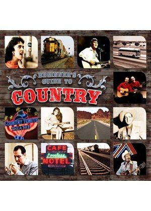 Various Artists - Beginner's Guide to Country (Music CD)