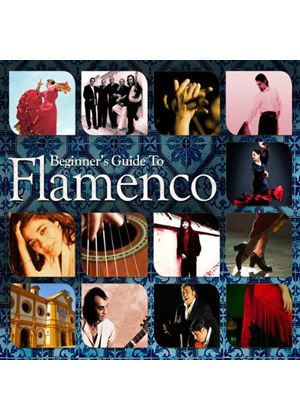 Various Artists - Beginner's Guide To Flamenco (Music CD)