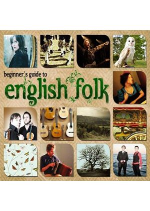 Various Artists - Beginner's Guide to English Folk [2012] (Music CD)