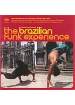 Various Artists - The Brazilian Funk Experience (Music CD)