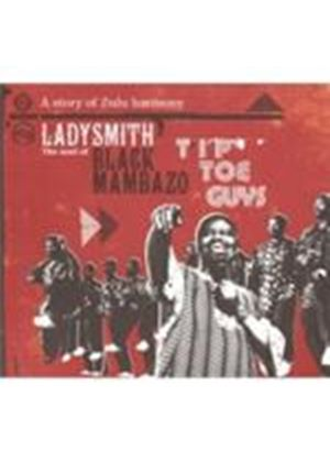 Ladysmith Black Mambazo - Tip Toe Guys (The Soul Of Ladysmith Black Mambazo) (Music CD)