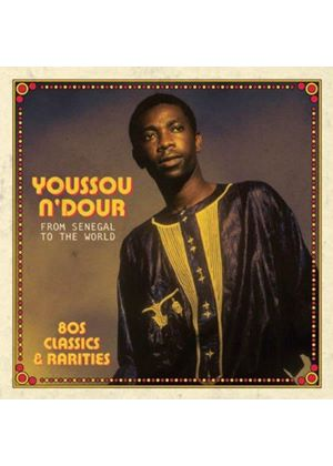 Youssou N'Dour - From Senegal to the World (Music CD)