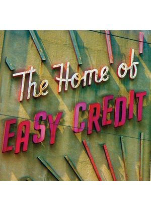 Home of Easy Credit (The) - Home of Easy Credit (Music CD)