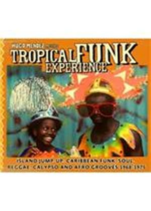 Various Artists - Tropical Funk Experience (Island Jump-Up: Caribbean Funk, Soul, Reggae, Calypso And Afro Grooves 1968-1975) (Music CD)