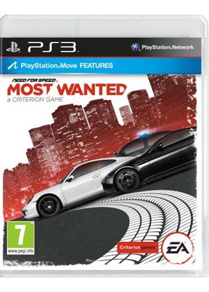 Need for Speed Most Wanted - Essentials (PS3)