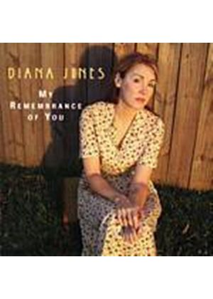 Diana Jones - My Remembrance Of You (Music CD)