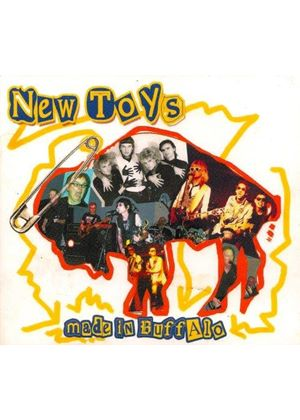 New Toys - Made In Buffalo (Music CD)